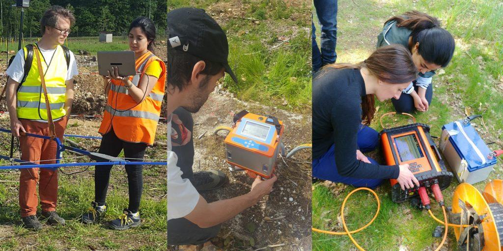 Equipe Tellus Environment, geophysicien, data scientifique, energie et ressources naturelles