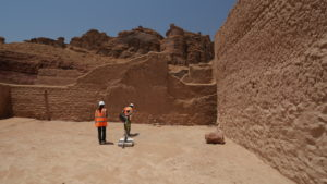 Preventive archaeology, Tellus Environment